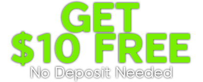 $10 FREE! No deposit needed + 100% up to $300