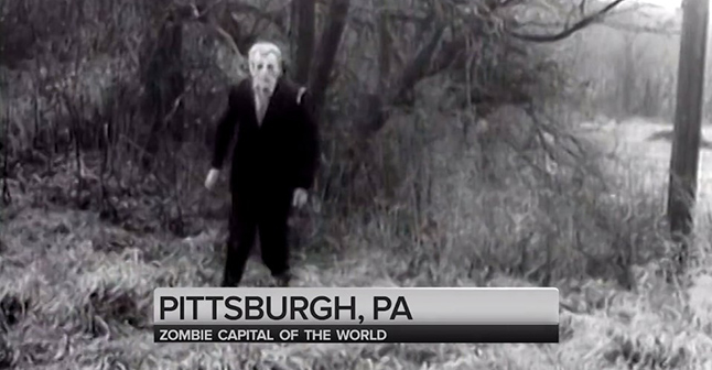 Poker in the zombie capitol of the world – Piitsburgh!
