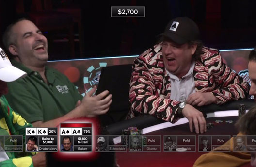 Poker night in America - Episode 13