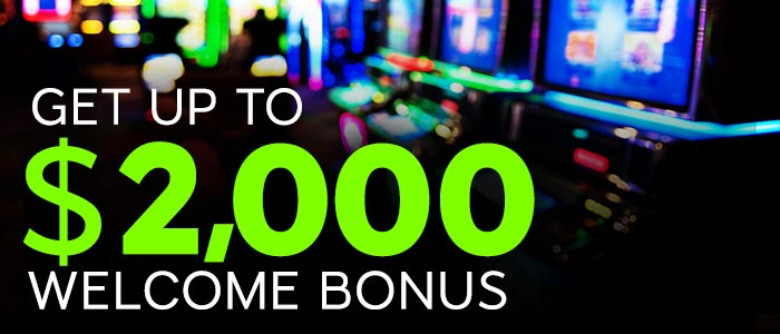 Up to $2,000 Welcome Bonus