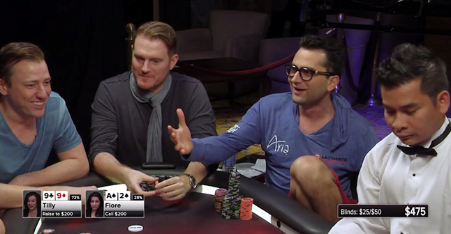 Antonio Esfandiari can't believe the discussion surrounding the side bets.