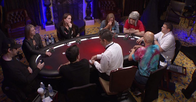Poker night in America - Season 2 Episode 9