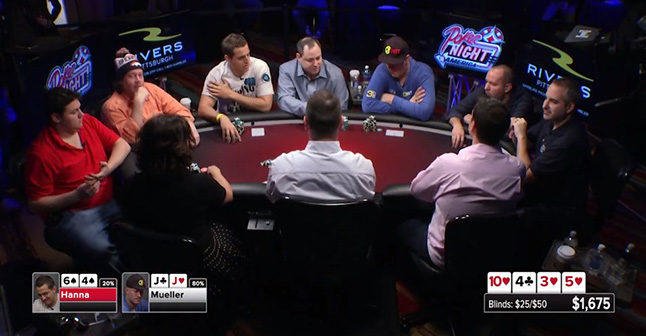 Poker night in America - Season 2 Episode 21