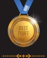 Best Bluff - Golden Ace Awards