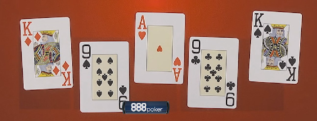 Poker night in America and 888poker