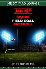 $2,000 Field Goal Freeroll