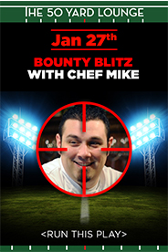 Bounty Blitz with Chef Mike